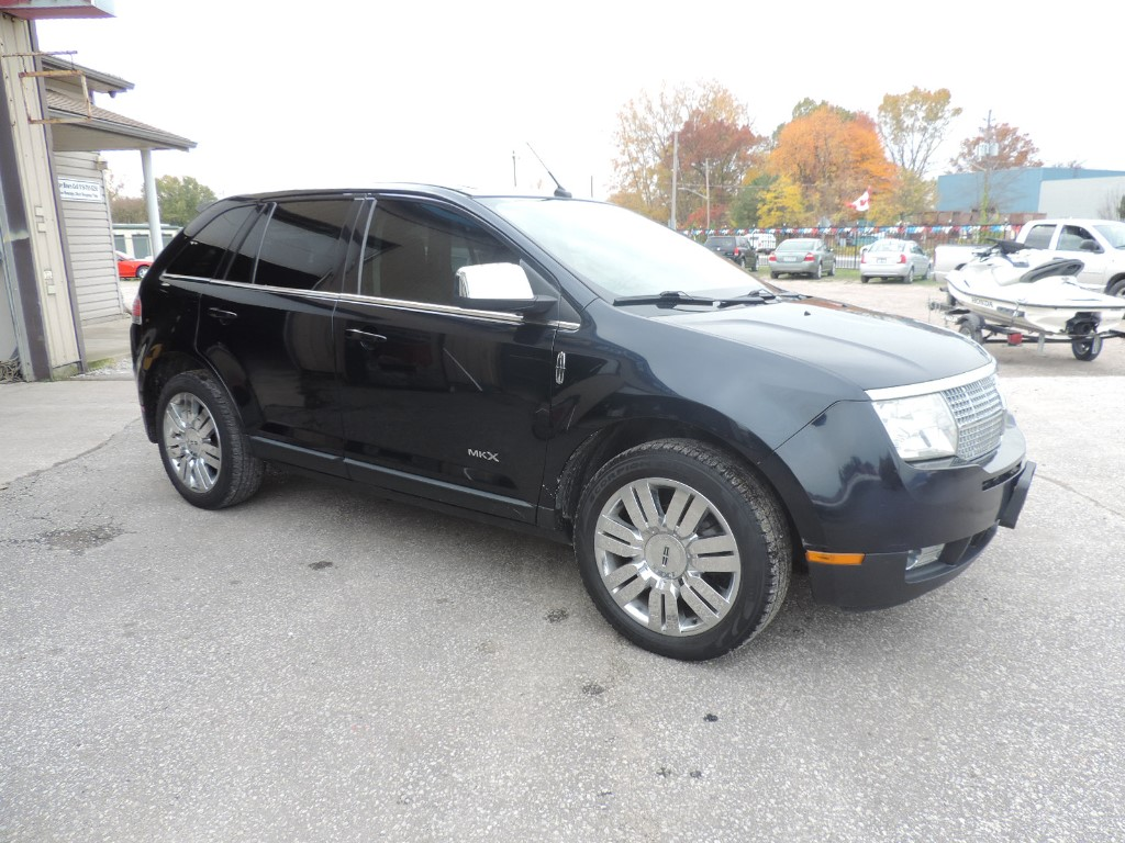used 2008 lincoln mkz for sale in lasalle. Black Bedroom Furniture Sets. Home Design Ideas